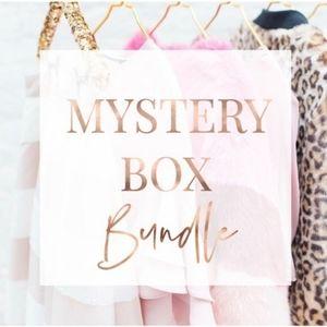 12+ Mystery box! Tons of designer work blouses!